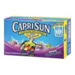 CapriSun - Original Capri Sun - Grape Juice 0087684001035  / UPC 087684001035