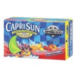 CapriSun - Original Capri Sun - Fruit Punch Juice 0087684001073  / UPC 087684001073