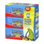 CapriSun - Fruit Punch Juice Drinks 0087684005125  / UPC 087684005125