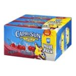 CapriSun - Sun Wild Cherry Juice Drinks 0087684005200  / UPC 087684005200