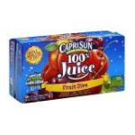 CapriSun - 100% Juice 0087684009710  / UPC 087684009710