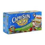 CapriSun -   None Juice Drink Blend 0087684009956 UPC 08768400995
