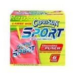 CapriSun -   None Sports Drink 0087684936498 UPC 08768493649