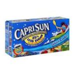 CapriSun - Juice Drink Splash Cooler 0087684937006  / UPC 087684937006