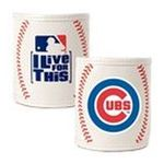 Great American Products -  MLB Chicago Cubs Baseball Can Holder (Set of 2) 0089006002904