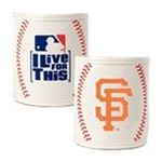Great American Products -  MLB San Francisco Giants Baseball Can Holder (Set of 2) 0089006003093