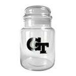 Great American Products -  Georgia Tech Yellow Jackets  Glass Candy Jar 0089006016000