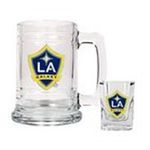 Great American Products -  Great American Los Angeles Galaxy Tankard & Shot Glass Set 0089006025446