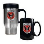 Great American Products -  Great American D.C. United Travel & Mug Set 0089006026535