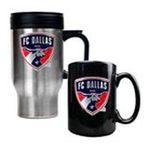 Great American Products -  Great American FC Dallas Travel & Mug Set 0089006026542