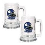 Great American Products -  Great American Products New York Giants . Glass Tankard Helmet Set 0089006027907