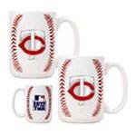 Great American Products -  Great American Minnesota Twins Gameball Mug Set 0089006032642