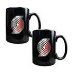 Great American Products -  Great American Portland Trail Blazers Two Piece Mug Set 0089006034875
