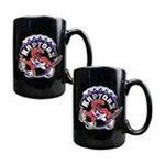 Great American Products -  Toronto Raptors Coffee Mug Set 0089006034905