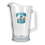 Great American Products -  Great American New Orleans Hornets  Glass Pitcher 0089006039306