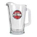 Great American Products -  Great American Detroit Pistons  Glass Pitcher 0089006039344