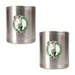 Great American Products -  Great American Boston Celtics 2 Piece Stainless Steel Can Holder Set 0089006041576