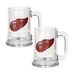 Great American Products -  Great American Detroit Red Wings 2-Pack Tankard Set 0089006044157
