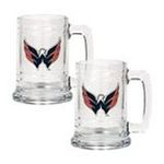 Great American Products -  Great American Washington Capitals 2-Pack Tankard Set 0089006044263