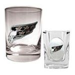 Great American Products -  Great American Washington Capitals Rocks Glass & Square Shot Glass Set 0089006044782