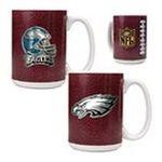 Great American Products -  Great American Philadelphia Eagles Coffee Mug Set 0089006055238