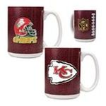 Great American Products -  Great American Kansas City Chiefs Coffee Mug Set 0089006055405