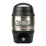 Great American Products -  Great American Pittsburgh Steelers 1 Gallon Tailgate Keg 0089006072525