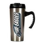 Great American Products -  Great American Philadelphia Eagles . Stainless Steel Travel Mug 0089006180602
