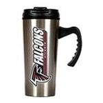 Great American Products -  Great American Atlants Falcons . Stainless Steel Travel Mug 0089006181197