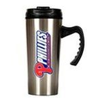 Great American Products -  MLB Phillies  Stainless Steel Travel Mug 0089006197709