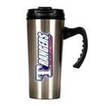 Great American Products -  MLB Rangers  Stainless Steel Travel Mug 0089006197754