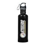 Great American Products -  Great American Pittsburgh Steelers  Stainless Steel Water Bottle 0089006231779