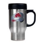 Great American Products -  Great American Colorado Avalanche Stainless Steel Travel Mug 0089006364040