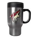 Great American Products -  Great American Phoenix Coyotes Stainless Steel Travel Mug 0089006369250
