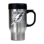 Great American Products -  Great American Tampa Bay Lightning Stainless Steel Travel Mug 0089006369311