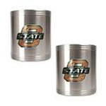 Great American Products -  2Pc Stainless Steel Can Holder Set 0089006624021