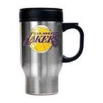 Great American Products -  Great American Los Angeles Lakers Stainless Steel Travel Mug 0089006647488