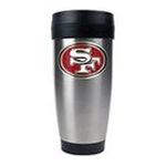 Great American Products -  Great American San Francisco 49ers Travel Tumbler 0089006690118