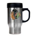 Great American Products -  Great American Chicago Blackhawks Stainless Steel Travel Mug 0089006738063