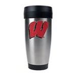 Great American Products -  Sports Images Wisconsin Badgers Tumbler 0089006746181
