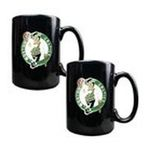 Great American Products -  Great American Boston Celtics Two Piece Mug Set 0089006761214