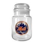 Great American Products -  Great American New York Mets Glass Candy Jar 0089006806700