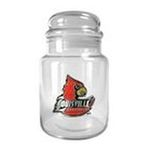 Great American Products -   Glass Candy Jar - Primary Logo 0089006836486