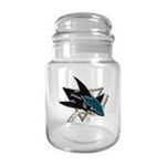 Great American Products -  Great American San Jose Sharks Glass Candy Jar 0089006844344