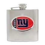 Great American Products -  NFL Giants  Stainless Steel Hip Flask 0089006864342