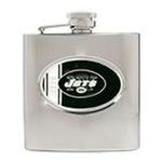 Great American Products -  NFL Jets  Stainless Steel Hip Flask 0089006864465
