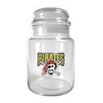 Great American Products -  Great American Pittsburgh Pirates Glass Candy Jar 0089006907193