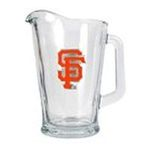 Great American Products -  Great American San Francisco Giants Glass PItcher 0089006909197