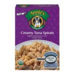Annie's - Homegrown Organic Creamy Tuna Spirals 0089836188144  / UPC 089836188144
