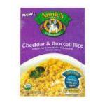 Annie's - Rice Organic Cheddar & Broccoli 0089836188151  / UPC 089836188151